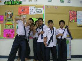 Pejuang VII - B dari P. Sumatera