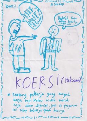Akhmad Senoaji W. S. - komik KOERSI