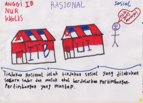 Anggi Nurkholis - komik TINDAKAN RASIONAL